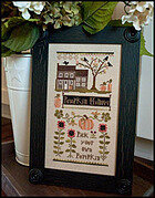 Pumpkin Hollow Farms - Cross Stitch Pattern