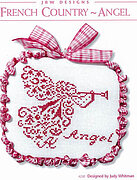 French Country Angel - Cross Stitch Pattern