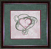 Vicki's Essence - Cross Stitch Pattern
