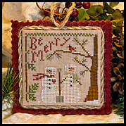 Snow in Love - Cross Stitch Pattern