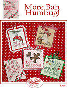 More Bah Humbug - Cross Stitch Pattern
