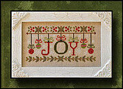 Ornamental Joy - Cross Stitch Pattern