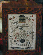 Blackwater Hollow Sampler - Cross Stitch Pattern
