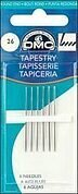 DMC Tapestry Needles Size 26, 6 per package