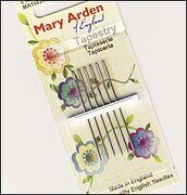 Mary Arden Tapestry Needles Size 24-26