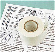 Stitchery Tape - 60' Roll