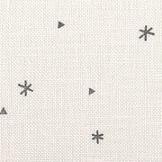 32 Count Sparkle White/Grey Belfast Linen Fabric 13x18