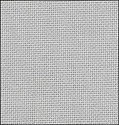 28 Count Pewter Evenweave Fabric 18x35