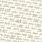 36 Count Antique White Evenweave Fabric 18x35