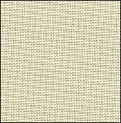 36 Count Ivory Evenweave Fabric 17x18