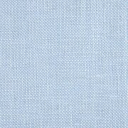 28 Count Ice Blue Cashel Linen Fabric 18x27