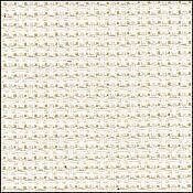 14 Count Natural Aida Fabric 18x30