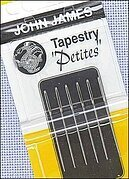 John James Tapestry Petite Needles Size 22