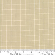 French General Atelier De France Wovens Tan - Fat Quarter