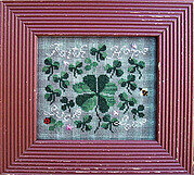 More Than Luck - Cross Stitch Pattern