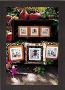 October Comes - Cross Stitch Pattern