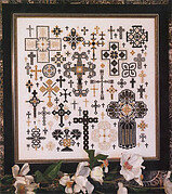 Crosses of the Kingdom - Cross Stitch Pattern