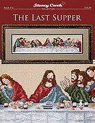 Last Supper, The - Cross Stitch Pattern