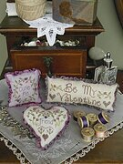 Valentine Trifles - Cross Stitch Pattern