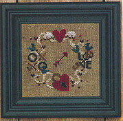 Find Your Way to Love - Cross Stitch Pattern