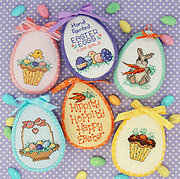 Hippity Hop - Cross Stitch Pattern