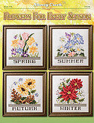 Flowers For Every Season - Cross Stitch Pattern