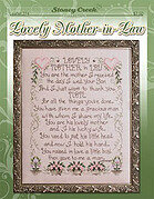 Lovely Mother-in-Law - Cross Stitch Pattern