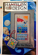 At the Beach - Cross Stitch Pattern