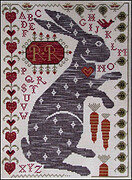Rodney Rebecca's Sweetheart - Cross Stitch Pattern