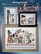 Snowflake Dreams - Cross Stitch pattern