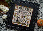 Jack's Bash - Cross Stitch Pattern