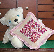 Valentina - Cross Stitch Pattern