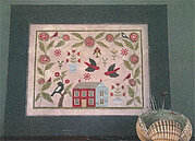 Bird Song - Cross Stitch Pattern