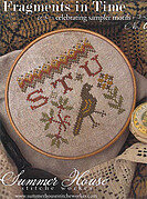 Fragments in Time 6 - Cross Stitch Pattern