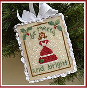 Be Merry - Classic Collection 12 - Cross Stitch Pattern