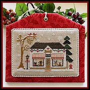 Pet Store  - Hometown Holiday - Cross Stitch Pattern