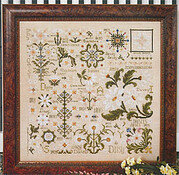 Dreaming of Daisies - Cross Stitch Pattern