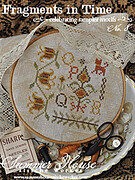 Fragments in Time 8 - Cross Stitch Pattern