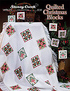 Quilted Christmas Blocks - Cross Stitch Pattern