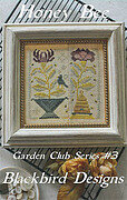 Honey Bee - Garden Club Series 3 - Cross Stitch Pattern
