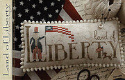 Land of Liberty - Cross Stitch Pattern
