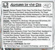Autumn By The Sea Embellishment Pack