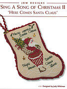 Sing a Song of Christmas II - Cross Stitch Pattern