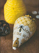 Honey Berry (SILK) - Cross Stitch Pattern