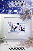Winter Fur - Cross Stitch Pattern