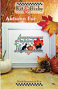 Autumn Fur - Cross Stitch Pattern
