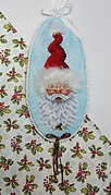 Jolly Olde St Nick - Cross Stitch Pattern