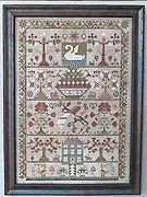 Smith Sampler - Cross Stitch Pattern