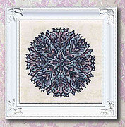 Dark Shards - Cross Stitch Pattern