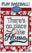 Play Baseball! - Cross Stitch Pattern